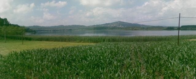 Candia (Lago di) da Ivrea, giro per Mercenasco e Caravino 2012-07-01