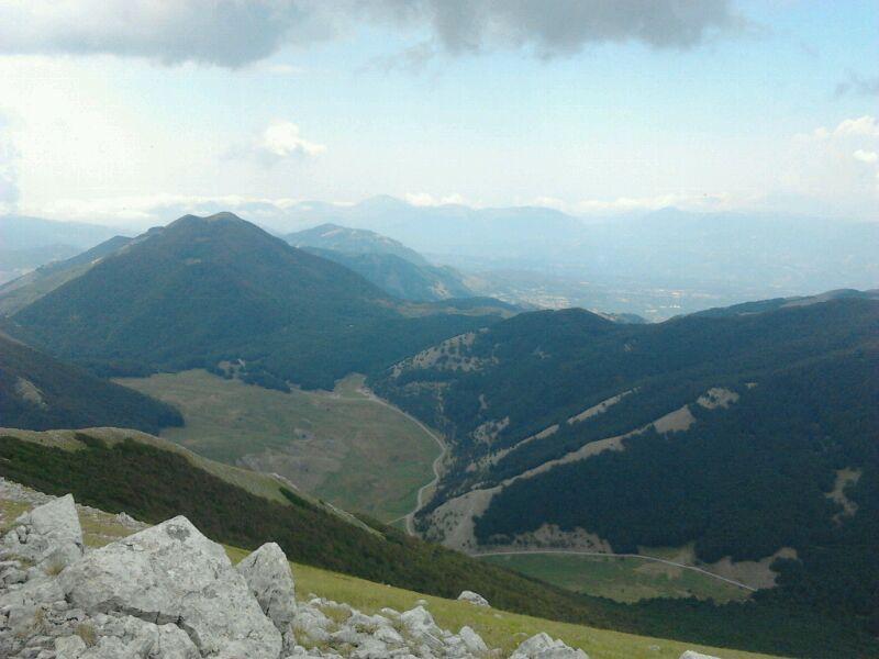 Prete (Serra del) dai Piani di Ruggio 2012-07-02