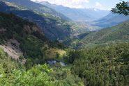 L'oasi di Lolair e la Valle d'Aosta arrivando a Baise Pierre