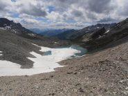 07 - Lac Fenetre visto dalla Fenetre Durand