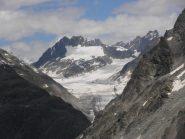 03 - vista dsul Glacier d'Otemma