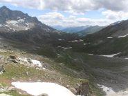 12 - vista del vallone sopra l'Alpe Thoules