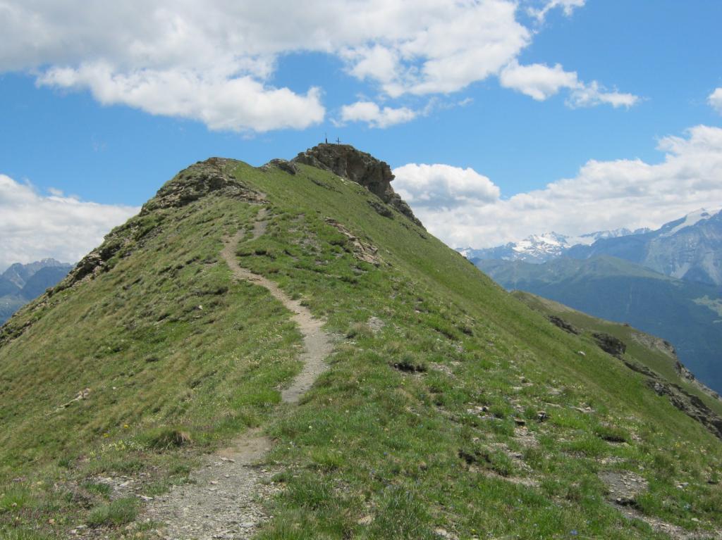 Fallère (Mont) da Thouraz, anello per le Punte Chaligne e Metz 2012-07-07