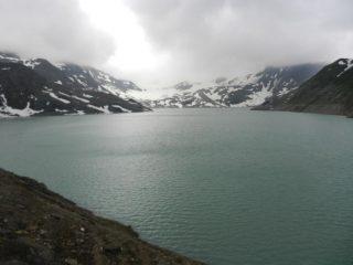 Arbola dal Lago del Sabbione....quel che si vede