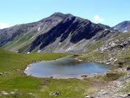Lago Citrin e cima Flassin