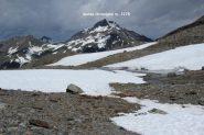 il Monte Ormelune visto al Piano del Vaudet (8-7-2012)
