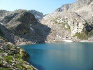 Lago Portette e vallone di salita