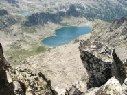lago Negre' dalla cima
