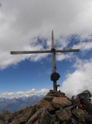 01 - Croce di vetta Mont Glacier