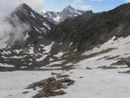 08 - sguardo verso il Col Fussi a metà nevaio
