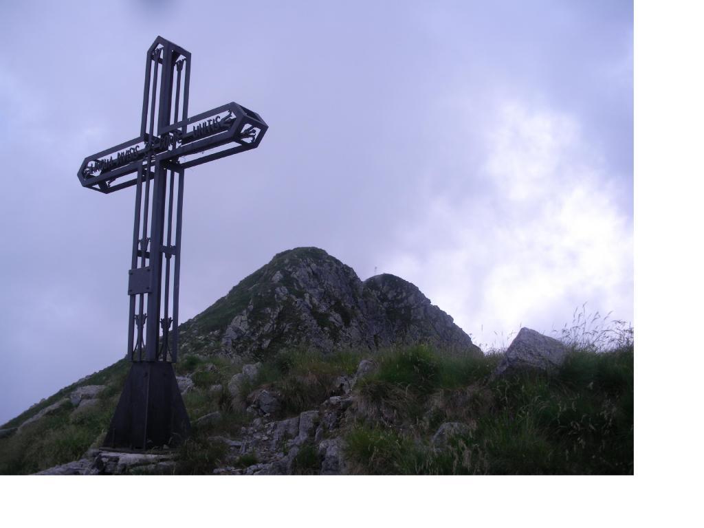 La croce dell'Eyehorn