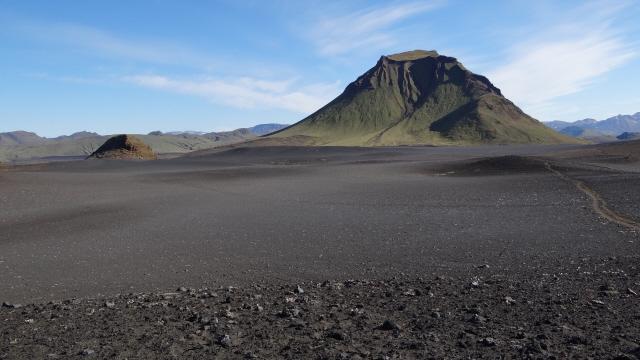Trekking da Landmannalaugar a Pòrsmork (4gg.) Islanda 2012-07-10