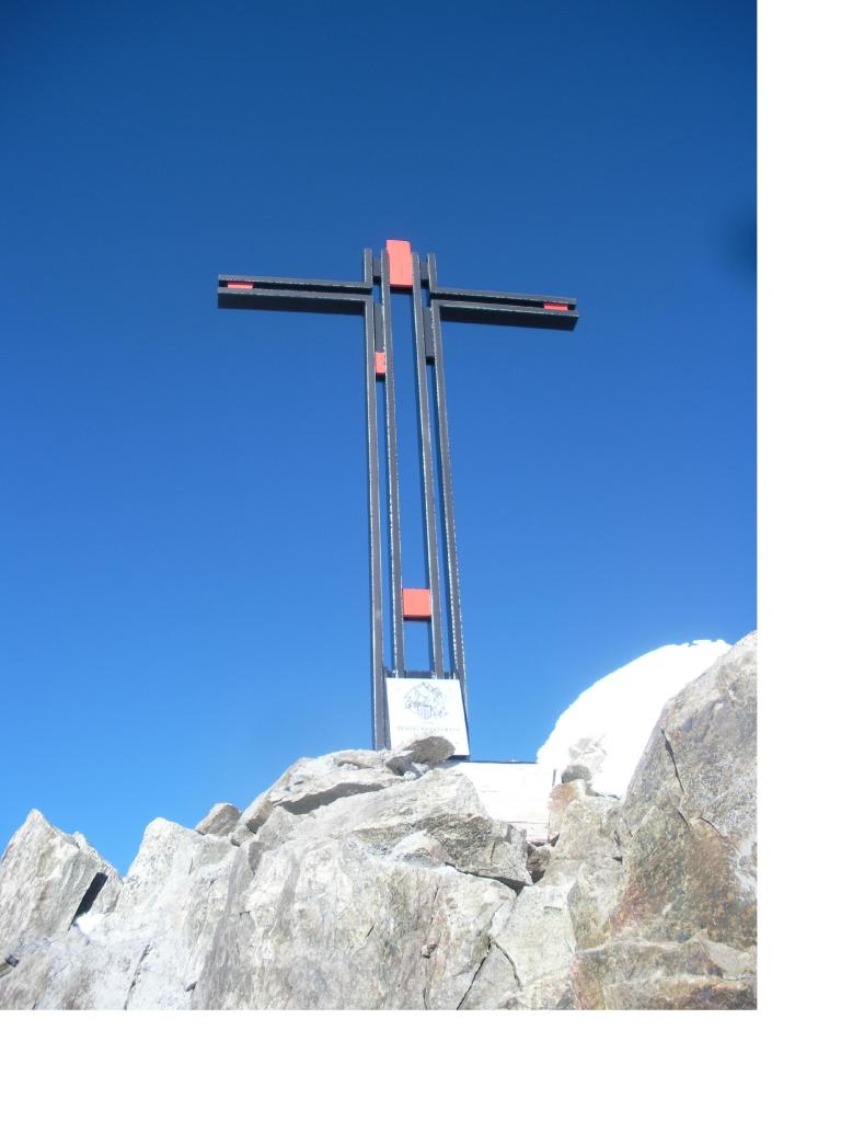La croce del Bietschhorn...