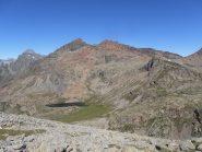 02 - dal Ciarm del Prete panorama verso il Monte Ciorneva