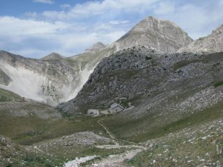 Il Rifugio Garibaldi