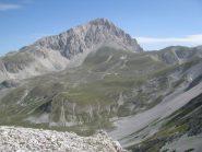 Il Corno Grande dal Monte Portella