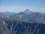 Rocca La Meja e Monviso
