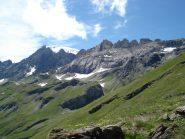 vista sul monte Velan