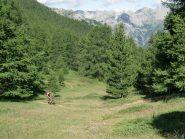 Si pedala verso Col Bramousse