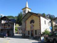 la chiesetta di Saint Jacques