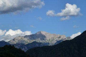 Grigna Settentrionale o Grignone 2409m