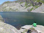 pesca al Gran Lago