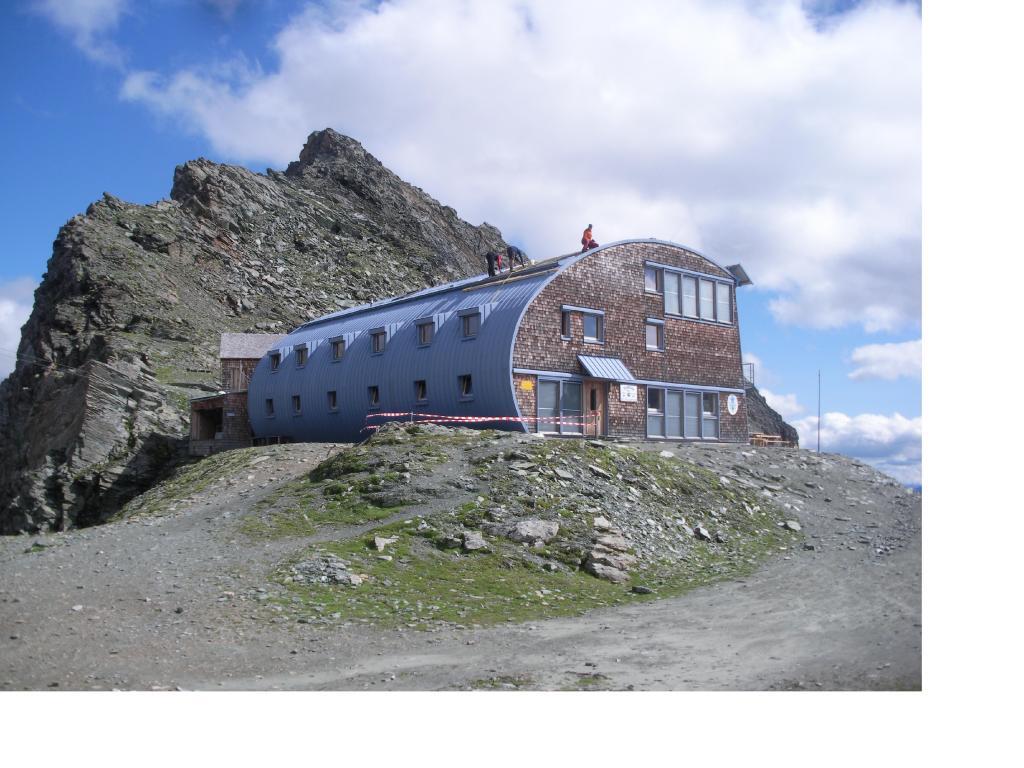 La Studl-hutte...