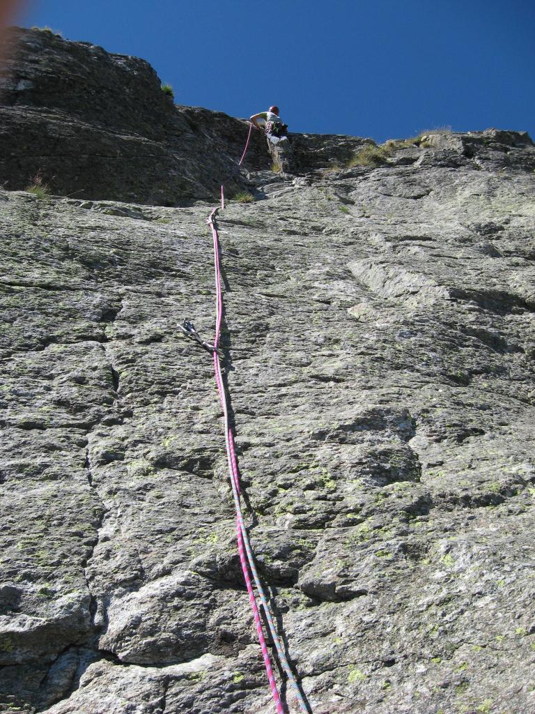 San Bernolfo (Rocca di) Anticima Nord-Est Reverso Perso 2012-07-17