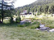 Lago Bagnour e omonimo rifugio