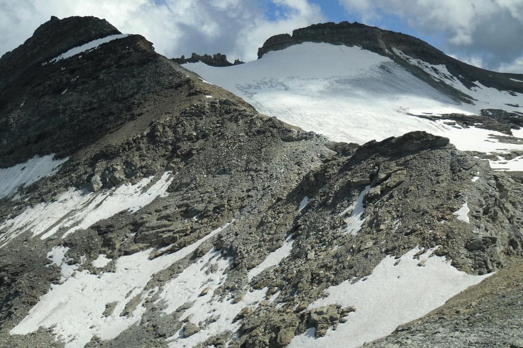 Agnello (Punta dell') dal Col du Petit Mont Cenis 2012-07-19