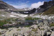 una miriade di laghetti ed un vallone di salita selvaggio