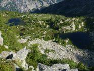 primo e secondo lago da quota 2302m