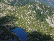 quinto lago e quota 2302m