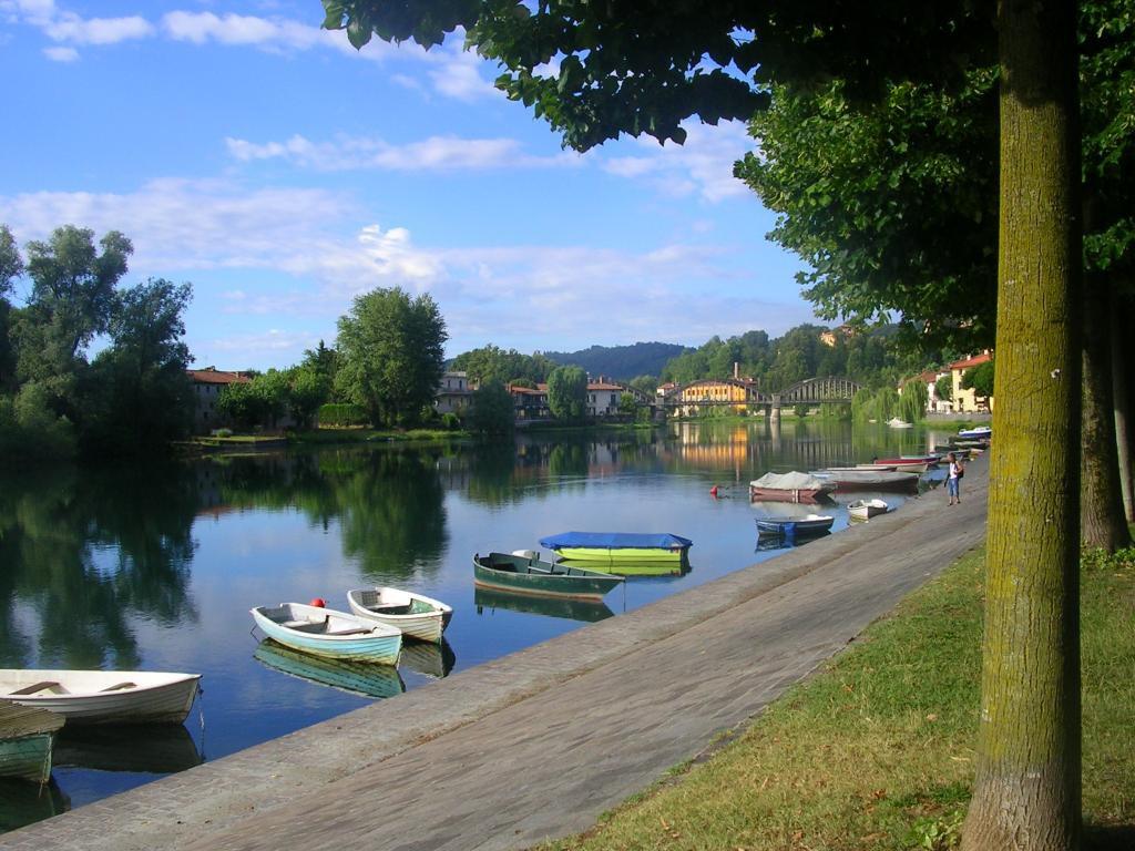 Milano - Lecco per la Ciclovia 2012-07-22