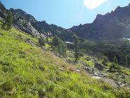L'alta Valle con la Satta del Forno