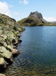 scorcio del lago superiore