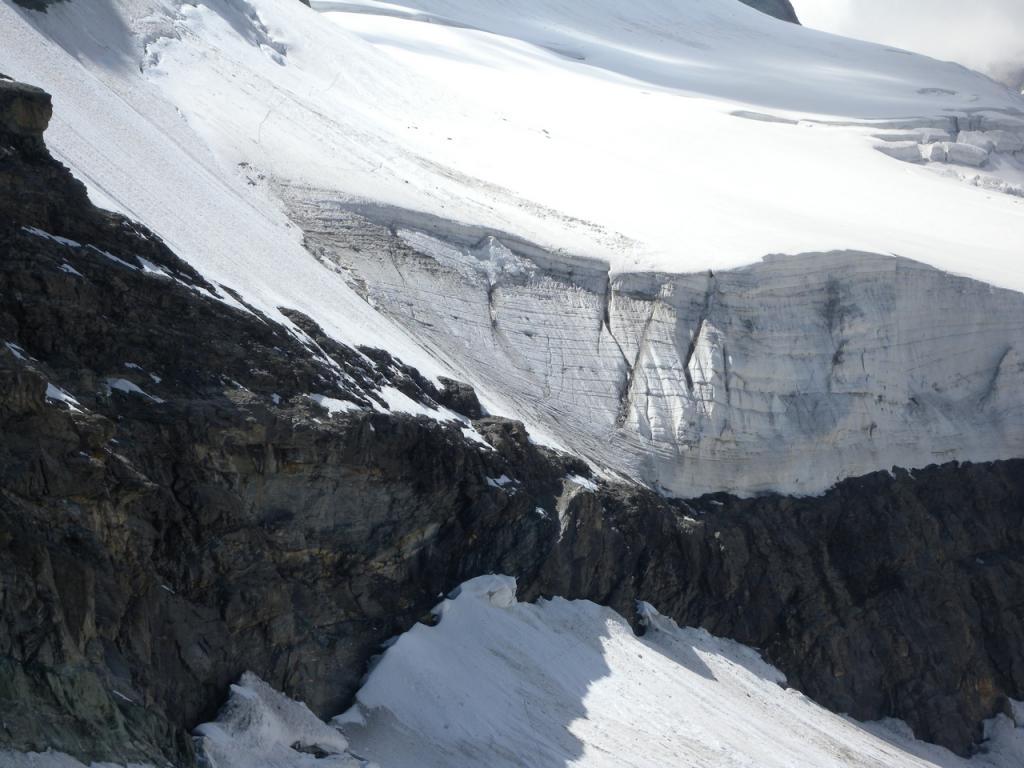 Cervino o Matterhorn Cresta di Zmutt 2012-07-23