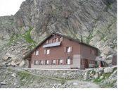 La Schreckhorn hutte...