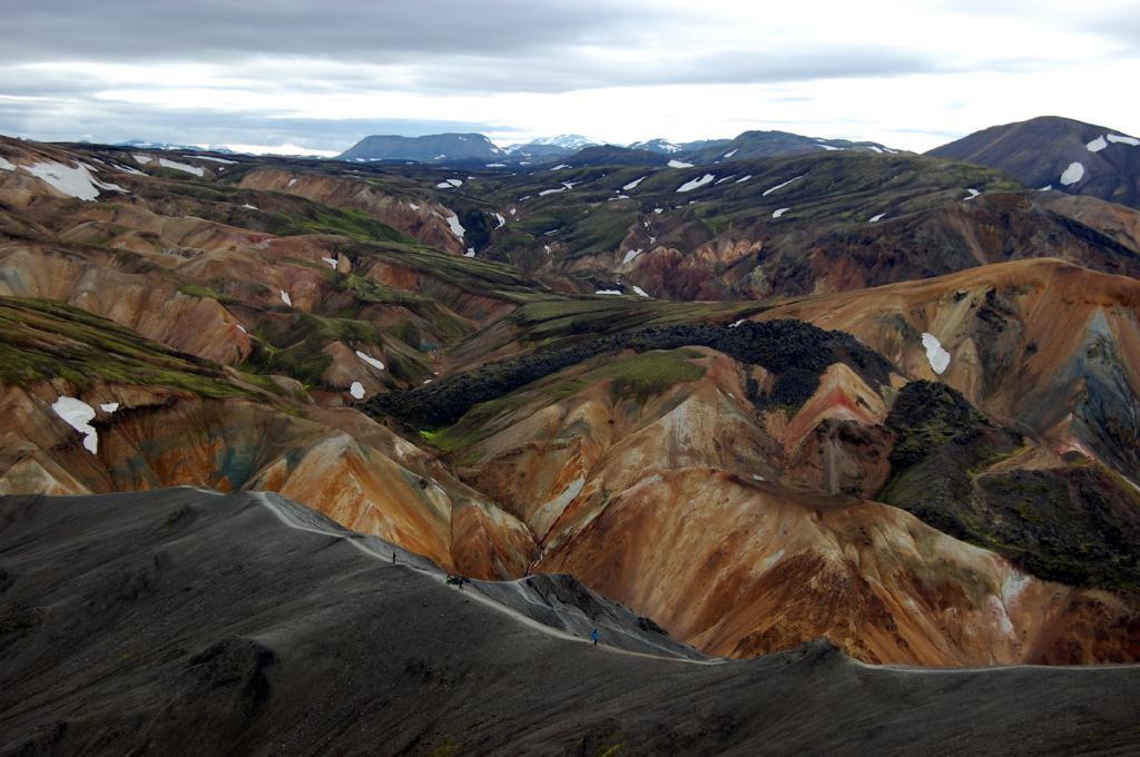 Blahnukur (Monte) da Landmannalaugar 2012-07-24