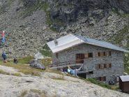 Il rifugio dall'alto
