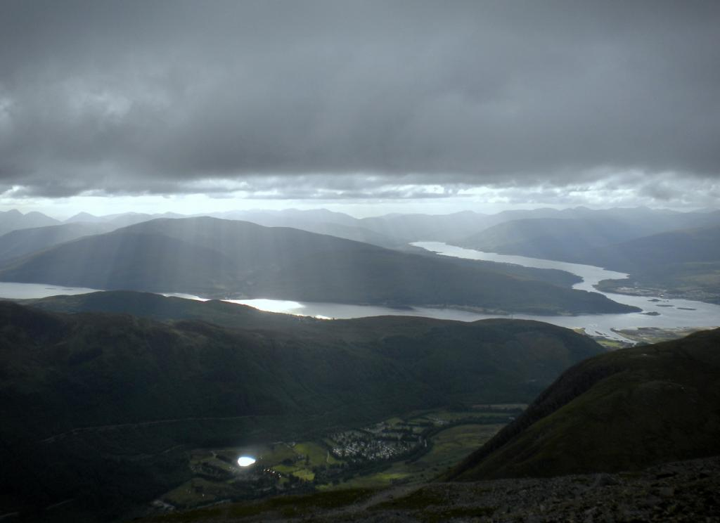 Ben Nevis (summit) Carn Mor Dearg Arete 2012-07-26