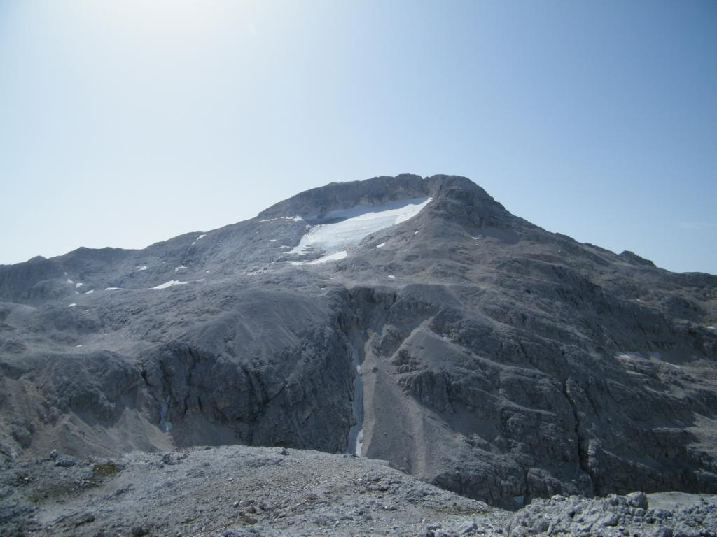 Fradusta (Cima) da Cima Rosetta, anello per Rifugio Pedrotti, Passo Pradidali Basso e Lago Manna 2012-07-27