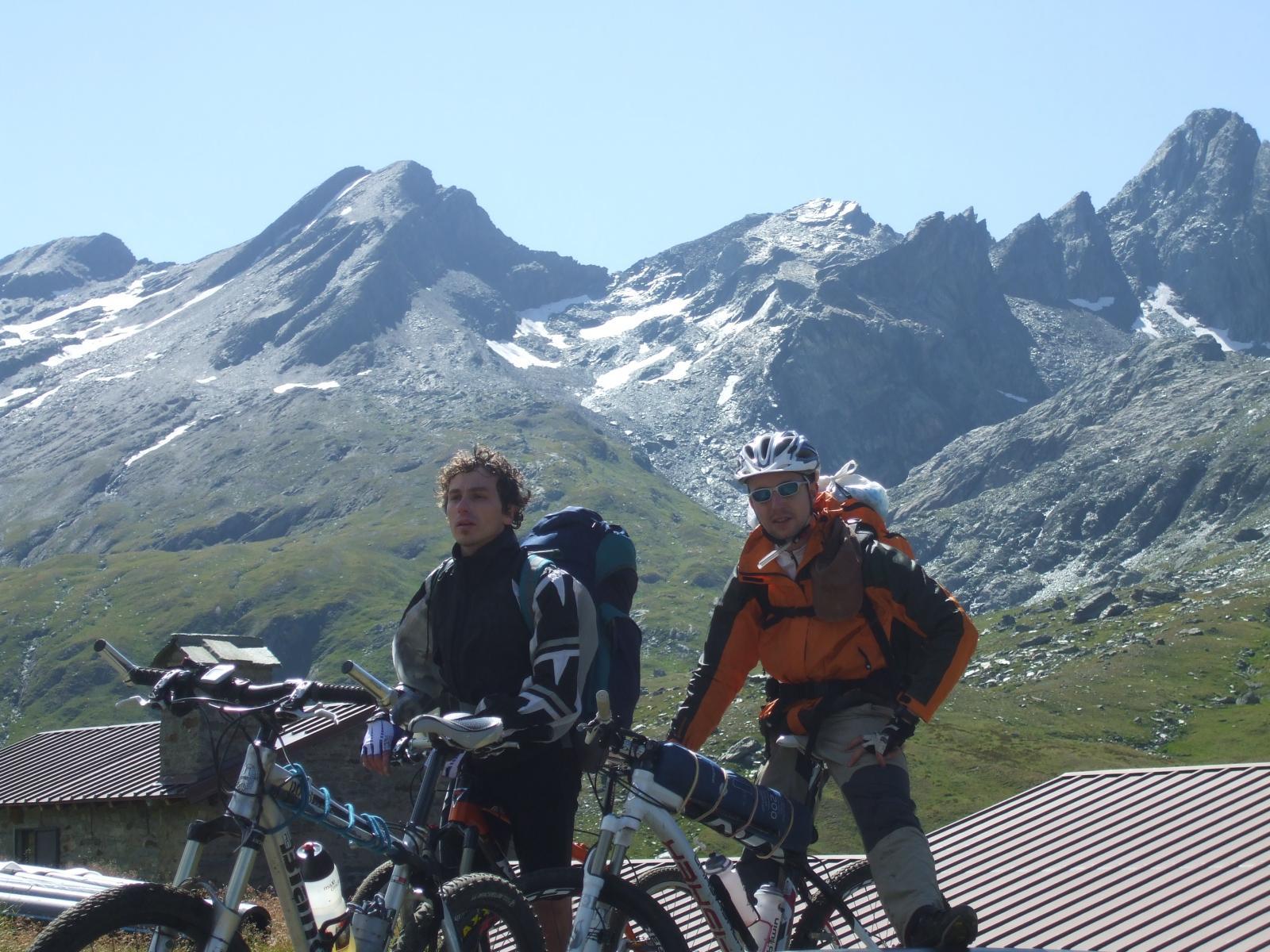 Traversata Val Soana - Valle di Cogne Cuorgnè 2012-07-27