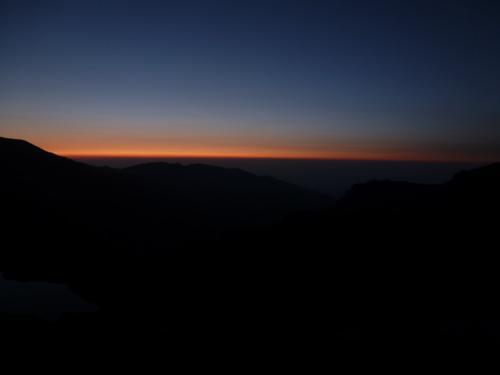 l'alba salendo