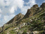 Sotto il passo del monte Carbone'