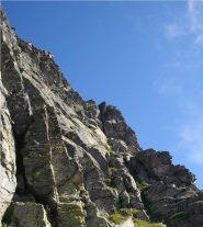 Primi salti di roccia
