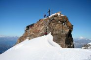 Il Balmerhorn...con tanta neve