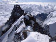 La cresta italiana della Dufour