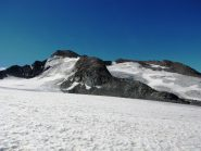 ghiacciaio souce de l'isere