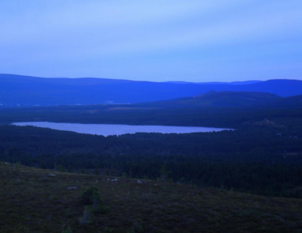 Ben Macdui per la Windy Ridge ed il Cairngorm 2012-08-01
